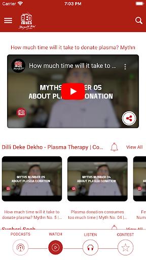 Red FM India screenshots 2
