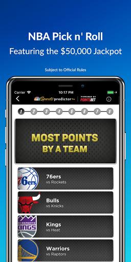 Code Triche NBC Sports Predictor APK MOD Astuce screenshots | riitzerland.blogspot.com 4