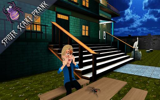Evil Scary Neighbor Strange House : Horror Game 3D  screenshots 1
