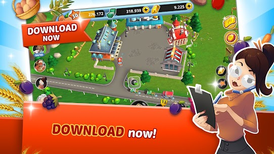 Food World Tycoon MOD Apk (Unlimited Money) Download 5
