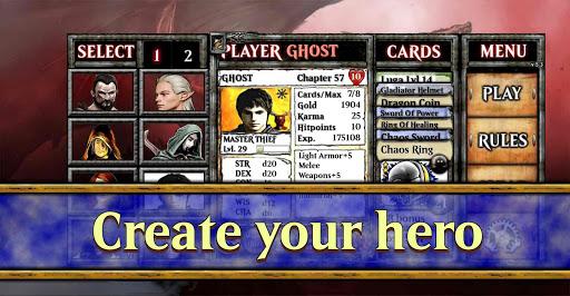 Immortal Fantasy: Cards RPG 12.3 screenshots 1