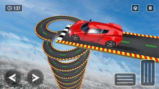 Car Games 3D 2021: Car Stunt and Racing Games apklade screenshots 1