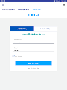 DIGI.ro Screenshot