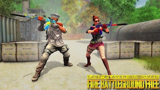 Battleground Fire Cross Survival Fire Firing Squad Hack Online (Android iOS) 4