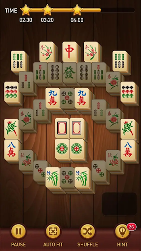 Mahjong 2.1.9 screenshots 4