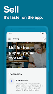 eBay – Buy, sell, and save money on your shopping 4