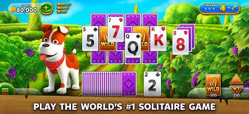 Solitaire Grand Harvest  screenshots 1