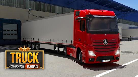 Truck Simulator Ultimate Mod Apk 1