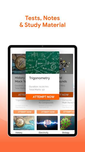 Vedantu: LIVE Learning App | Class 1-12, JEE, NEET apktram screenshots 10