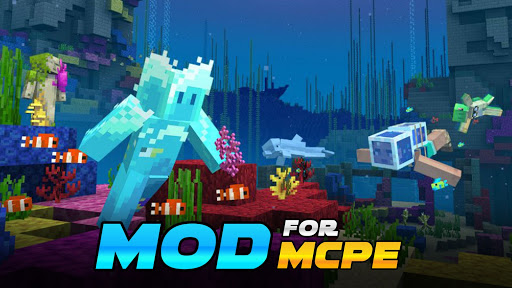 Mods for Minecraft PE by Friday screenshots 16