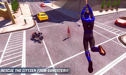 Spider hero game - mutant rope man fighting games  screenshots 5