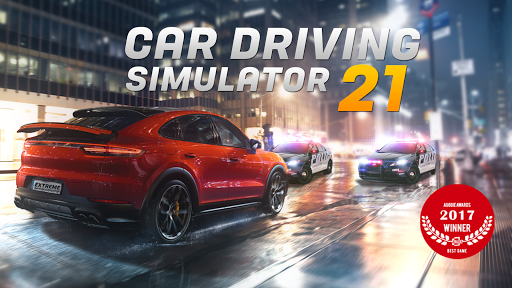 Extreme Car Driving Simulator 2021: The cars game  screenshots 11