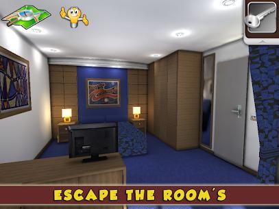Can you escape 3D: Cruise Ship 6