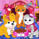 Cats and Dogs Grooming Salon - Androidアプリ