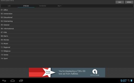 Sport Schedule 1.03 Screenshots 11