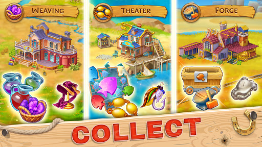 Jewels of the Wild Westu30fbMatch 3 Gems. Puzzle game  screenshots 4