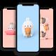 Cute Cartoon Bunny Rabbit Wallpaper HD per PC Windows