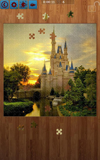 Castle Jigsaw Puzzles screenshots 1