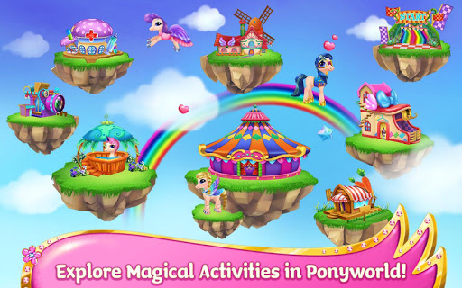 Coco Pony - My Dream Pet 1.1.2 screenshots 2
