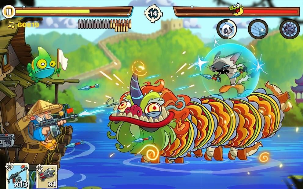 Swamp Attack 2