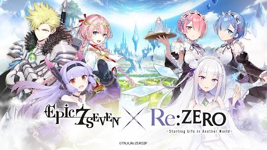 Epic Seven Mod Apk Latest Version 2021** 1