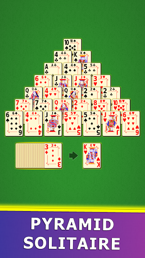 Pyramid Solitaire Mobile 2.0.8 screenshots 1