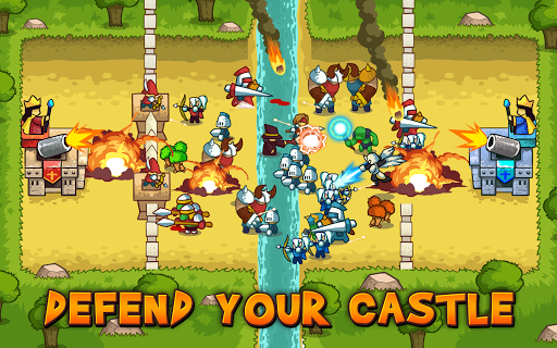 King Rivals: War Clash – PvP multiplayer strategy