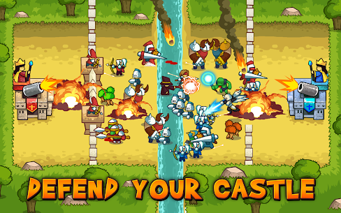 King Rivals: War Clash MOD APK 1.3.4 (Unlimited Money) 14