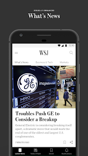 The Wall Street Journal v4.27.1.3 Subscribed APK 1