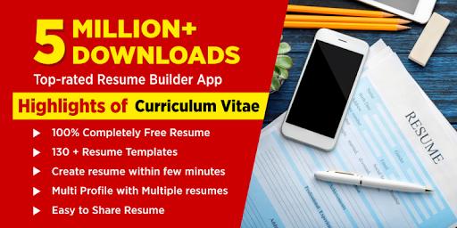 Download Resume Builder App Free Cv Maker Pdf Templates On Pc Mac With Appkiwi Apk Downloader