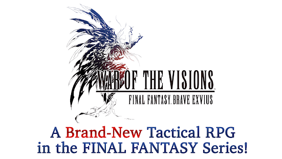 FFBE WAR OF THE VISIONS Screenshot