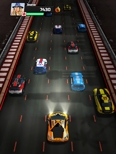 Chaos Road: Combat Racing  screenshots 12