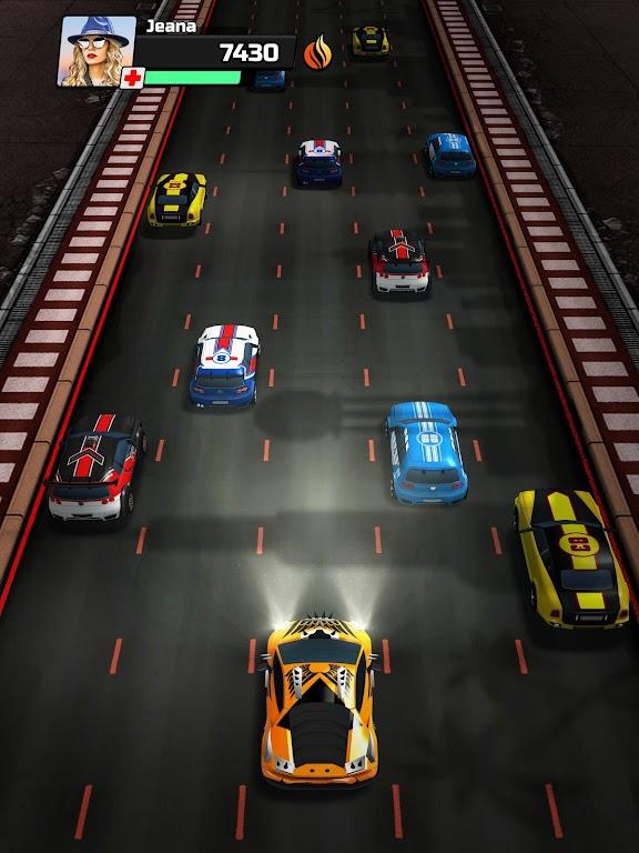 Chaos Road: Combat Racing poster 11