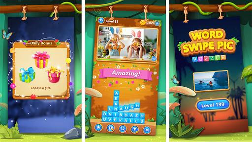 Word Swipe Pic 1.7.1 screenshots 2