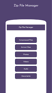 Zip File Manager 1.0