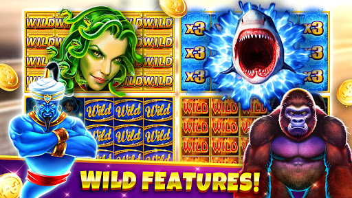 Slots: Clubillion -Free Casino Slot Machine Game! 1.20 screenshots 2