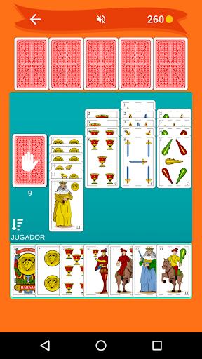 Sevens: card game  screenshots 3
