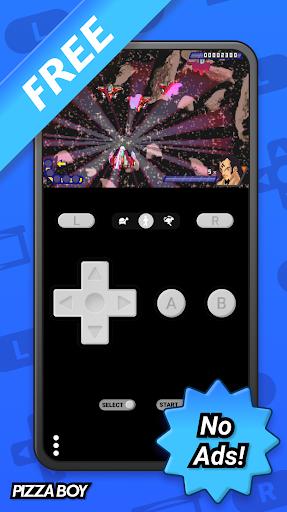 Pizza Boy GBA Free - GBA Emulator  screenshots 1