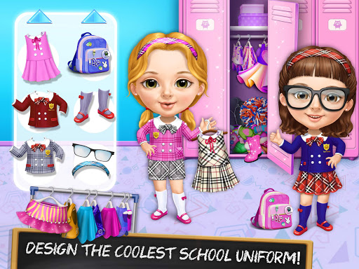Sweet Baby Girl Cleanup 6 - School Cleaning Game android2mod screenshots 22