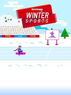 Ketchapp Winter Sports Full Apk İndir 6