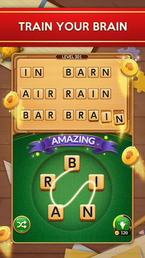 Word Card: Fun Collect Game apkpoly screenshots 4