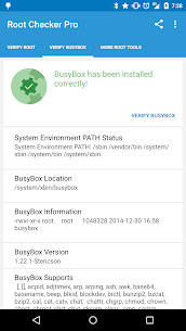 Root Checker Pro Patched APK 3