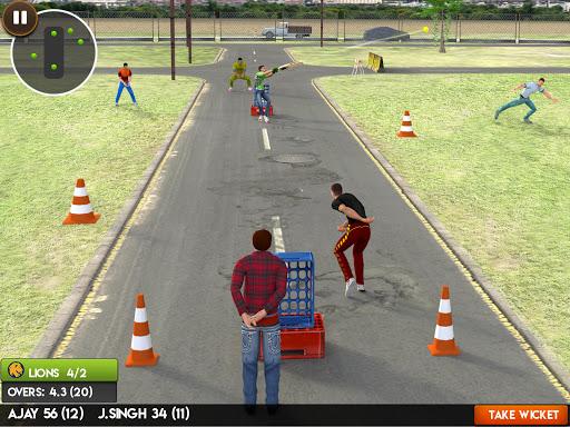 Street Cricket Games: Gully Cricket Sports Match 4 screenshots 6