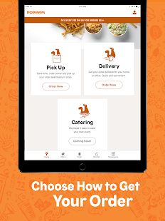 Popeyes® App