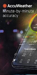 AccuWeather app-weather alerts & local forecast 1