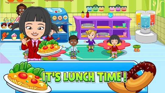 My Town: Preschool Game – Learn & Fun at School Apk Lastest Version 2021** 9