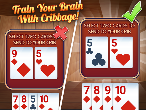 Ultimate Cribbage - Classic Board Card Game 2.3.2 screenshots 2