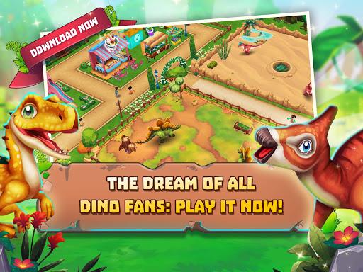 Dinosaur Park u2013 Primeval Zoo apkpoly screenshots 8