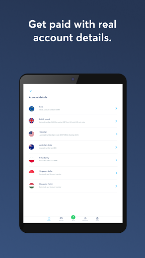 Wise, ex TransferWise android2mod screenshots 9