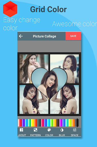 Photo Frame Collage 1.1.5 Screenshots 4